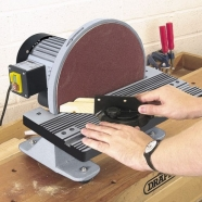 305mm DS305 Draper Disc Sander 88912 Lincolnshire