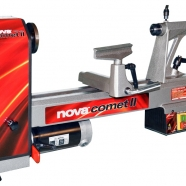 Nova Comet II 46400 Variable Speed Midi Lathe