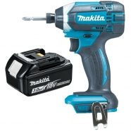 Makita DTD152Z 18V Impact Driver LXT with 3.0Ah Li-Ion Battery