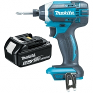 Makita DTD152Z 18V Impact Driver LXT with 5.0Ah Li-Ion Battery