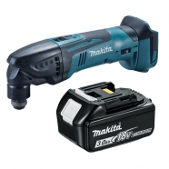 Makita DTM50Z 18V Oscillating Multi Tool with 3.0Ah Battery
