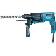 Makita HR2630X7 800W 3 Function SDS Rotary Hammer Drill 240V