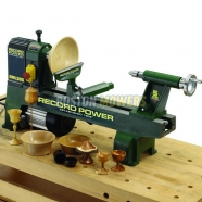 Record DML305 Cast Iron 5 Speed Midi Lathe Lincolnshire
