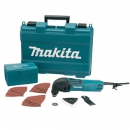 Makita TM3000CX4 240V Multi Tool Kit and Carry Case Lincolnshire