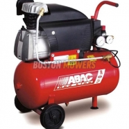 ABAC Red Line 250/50 Portable Compressor Lincolnshire