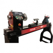 Nova Galaxi DVR 1624-44 Lathe with Stand
