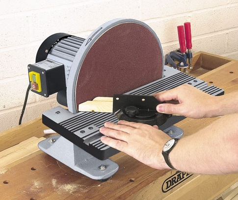305mm Ds305 Draper Disc Sander 88912 Lincolnshire Boston