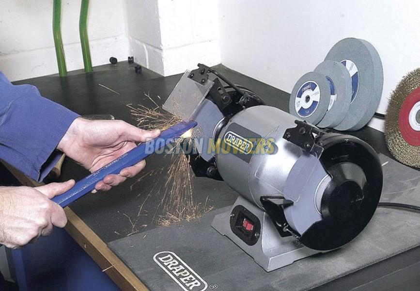 150mm Ghd150 Heavy Duty Bench Grinder 29620 Lincolnshire
